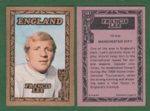 England Francis Lee Manchester City